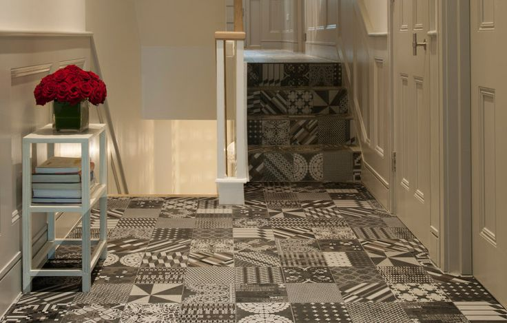 Azulej :::Nero Patricia Urquiola tiles available at TILE junket! 2a Gordon Ave, Geelong West, Victoria.