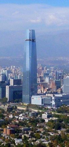 Costanera Center Santiago, Chile