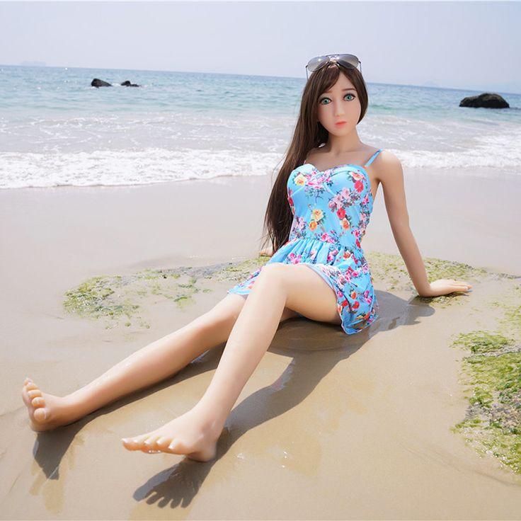 silicone sex doll  Height:148cm Shoulder :35cm  Leg:79cm BWH:80*52*82cm  Vagina:18cm  Anus:17cm                    Mouth: 13cm NW:26kg GW:46kg 145*45*35cm