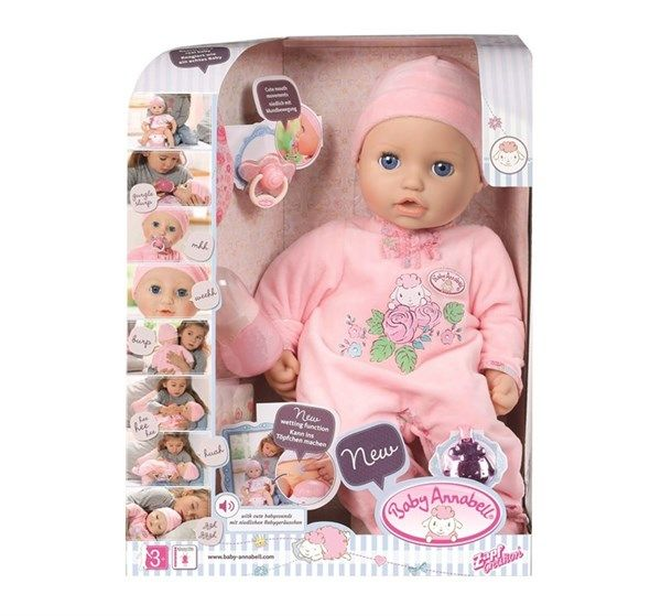 Baby Annabell, Babydoll 43 cm
