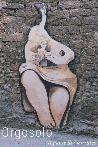 """La #Sardegna è considerata la patria del muralismo italiano e #Orgosolo ne rappresenta la """"capitale"""".@stellerstories #murales #stellerstories #sardinia #streetart #italy"""