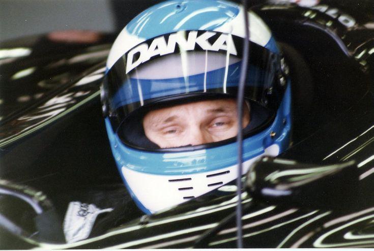 Mika Salo (Great Britain Test 1998) by F1-history.deviantart.com on @deviantART