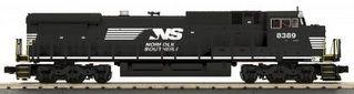 MTH NS Dash-8 non-powered O-31 30-20000-3