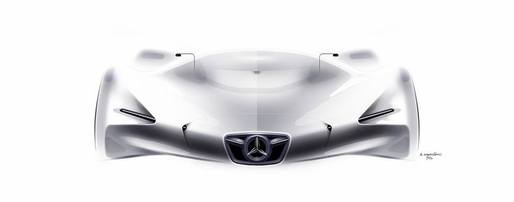 Mercedes LL concept (light line) on Behance