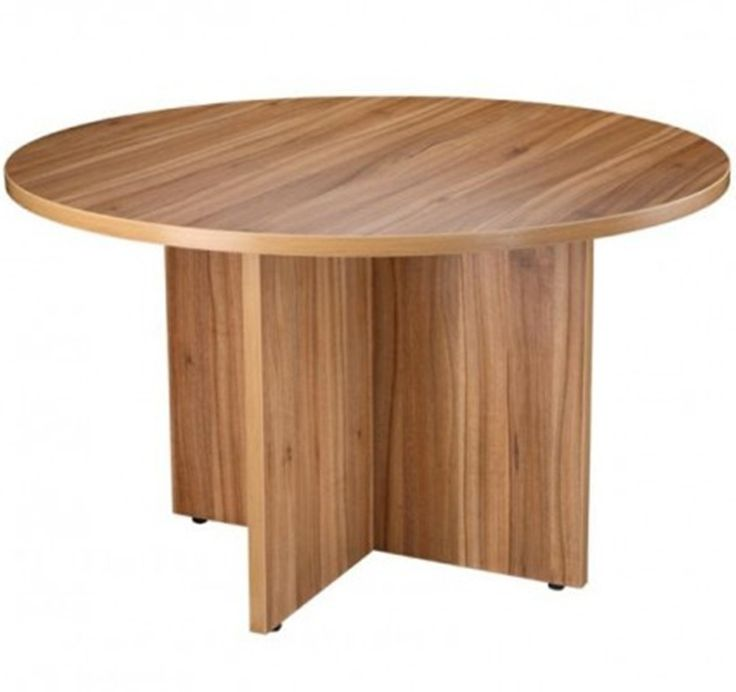 arrow office furniture. round meeting room table in american black walnut arrow office furniture a