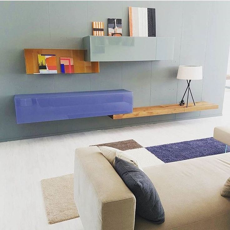 Modularity = Freedom  Design your living as you dream it. Colours and shapes are up to you✏️ Thanks to @adareadomus for sharing  #lagodesign #homedecor #interior #interiordesign #livingroom