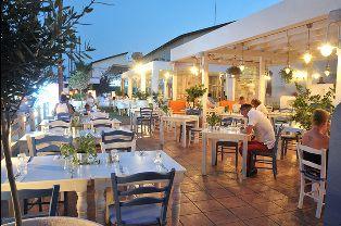 Restaurants in Ayia Napa