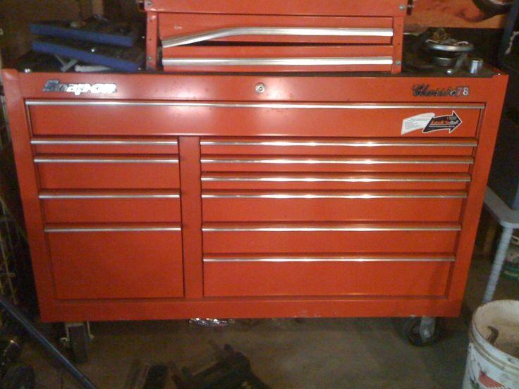 High Quality Snap On Classic 78 Roll Cab In Landu0027s Garage Sale In Cedar Rapids , IA For