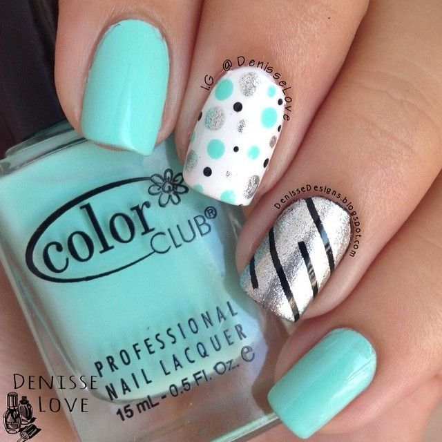 Instagram photo by denisselove #nail #nails #nailart