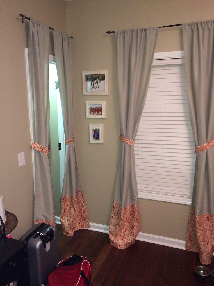 Best 25 Homemade Curtains Ideas On Pinterest Homemade