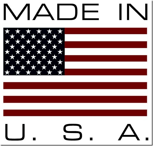 Because supporting goods and services made in the USA is a good thing.