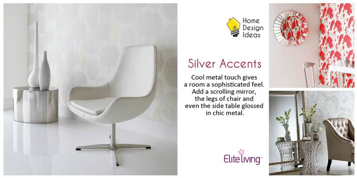 Silver Accents