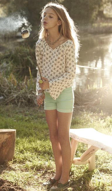 Fashion week Summer cute outfits for tweens photo for lady