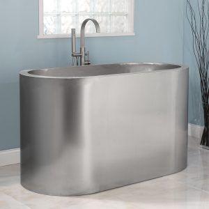 Deep Steel Bath Tubs