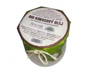 Bio kokosový olej, v skle, 360 ml