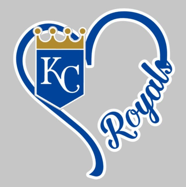 New to EAPersonalizedGifts on Etsy: I Heart Royals window decal Kansas City baseball World Series Champs (6.00 USD)