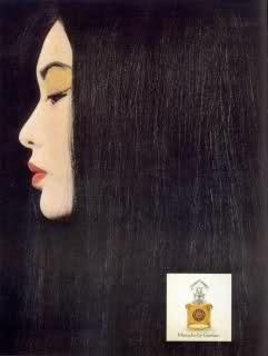 Mitsouko (Guerlain)   Launched: 1919 . Jacques Guerlain  Bottle Designer: Baccarat
