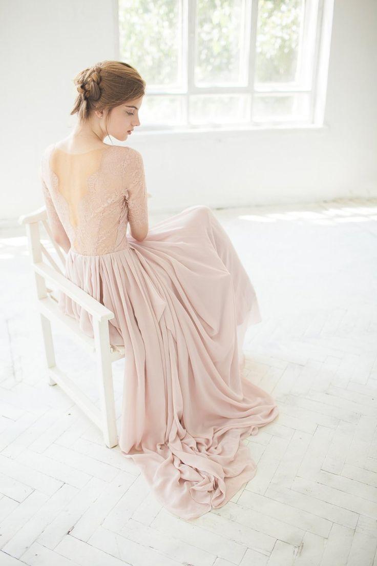 best 25+ non white wedding dresses ideas on pinterest | the bold