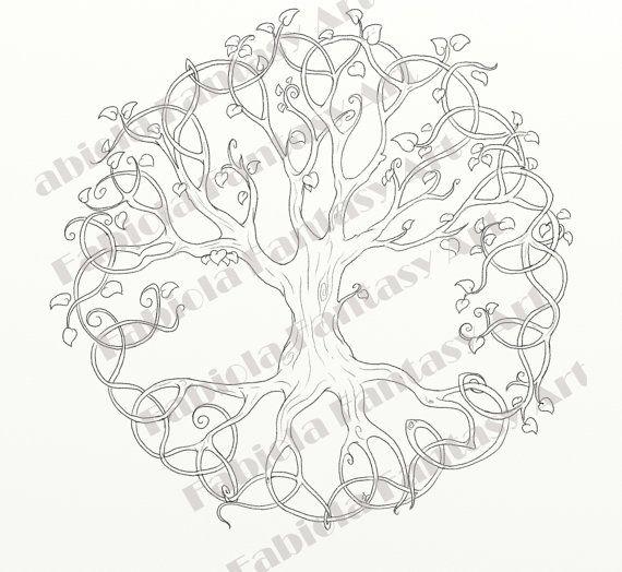 L'albero della vita by FairysWood #italiasmartteam #etsy