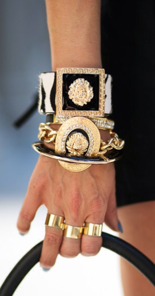 Versace #trends #accessories #fashion
