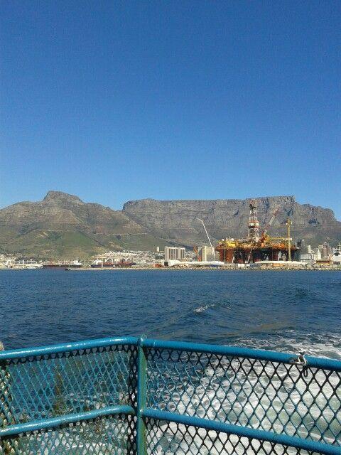 Beautiful Table Mountain