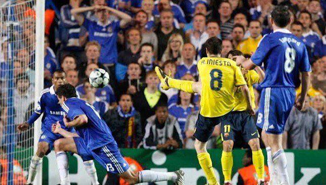 حينما كان إنييستا وجوردي ألبا من أنصار ريال مدريد ما السبب نشرت صحيفة ماركا الإسبانية تصريحات Chelsea Champions League Chelsea Champions Champions League