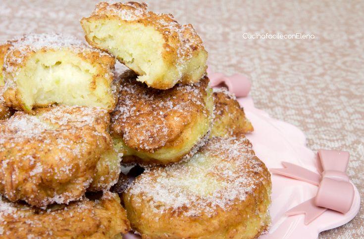 Le frittelle dolci di Cavolfiore sono una ricetta antica siciliana che mi ha insegnato la mia bisnonna, sono semplici e deliziose, provatele, le adorerete!!