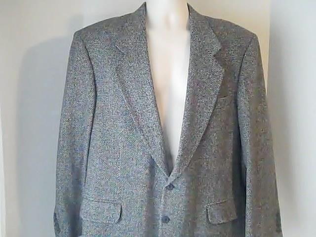Lana Moda Mens  44 R  Sports Coat Jacket #LanaModa #TwoButton