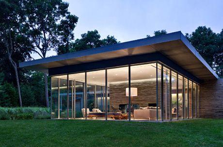 PIBA marmi - news & video > Villa Milillo a Long Island, DuBois Architects