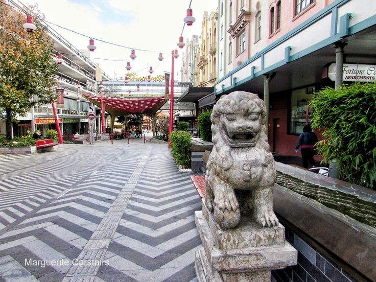 Chinatown is a precinct in Fortitude Valley, Brisbane, Australia. It is centered on Chinatown Mall, a pedestrian street which occupies all of Duncan Street. The Mall runs parallel to Brunswick Stre…