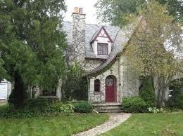 My dream home, a little Stone Tudor Cottage...sigh....