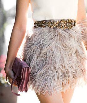 fuzzy wuzzy skirt