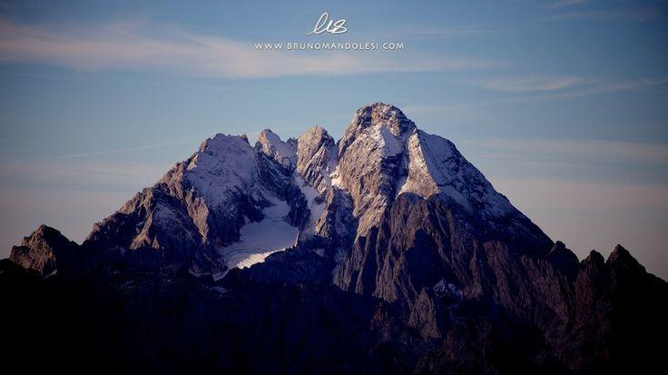 Antelao Peak, second highest of the Dolomites #Dolomiti #Dolomites #Dolomiten