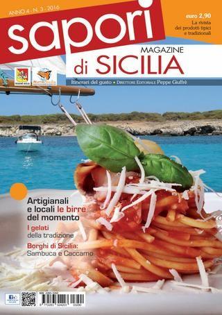 Sapori di Sicilia Magazine n.3 - 2016