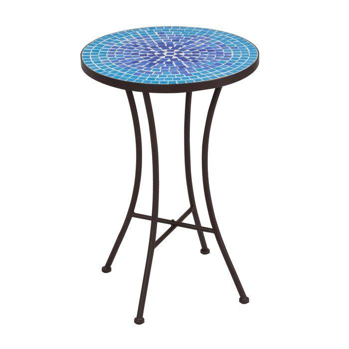 Maone Metal Side Table Metal Side Table Outdoor Side Table Metal Outdoor Side Table