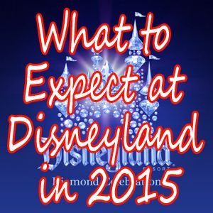 Updated 1/28/2015 with info from the Disney Press Conference. New parade, new fireworks, new World of Color coming. !!!!!!!!!!!!!!!!!
