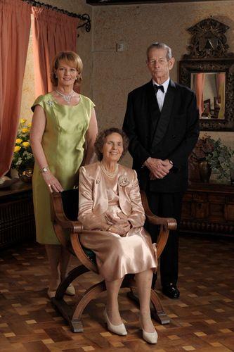 King Michael I, Queen Anne, Crown Princess Margarita