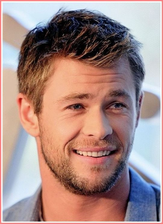 Short Hairstyles Awesome For Men With Thick Hair Ideas