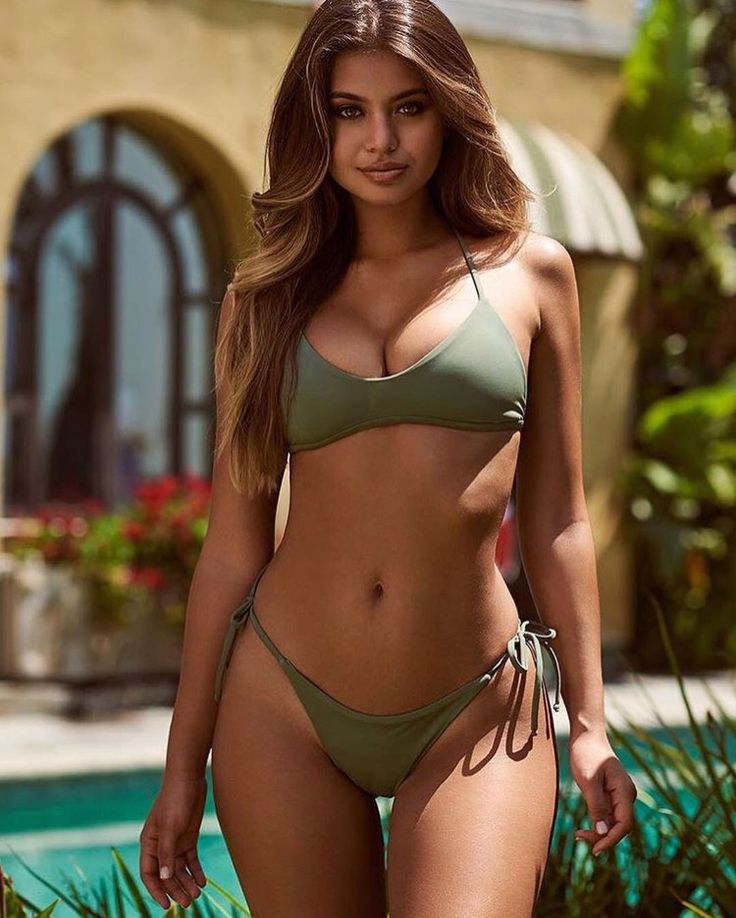 Hot girl bikini models bikini for