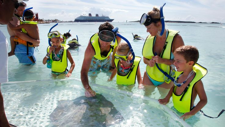 Castaway Cay Excursions - DCL