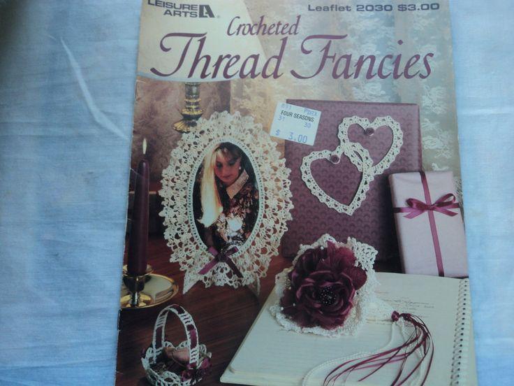 19 besten Vintage Crochet Patterns Bilder auf Pinterest ...