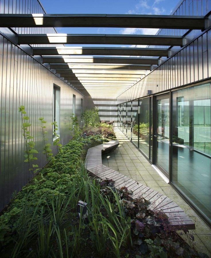 Galería de Hospital Psiquiátrico Kronstad / Origo Arkitektgruppe - 21