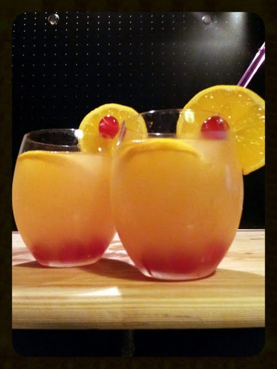 "AMIEs PINEAPPLE-CALAMANSI Punch! ""sooo good. :ohyeaah""  @allthecooks #recipe #cold #drink #alcohol #easy #christmas"