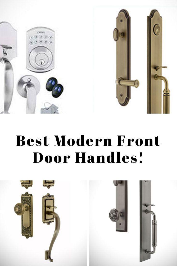 30 Best Modern Front Door Handles Contemporary Door Handle Sets Front Door Handles Door Handle Sets Door Handles