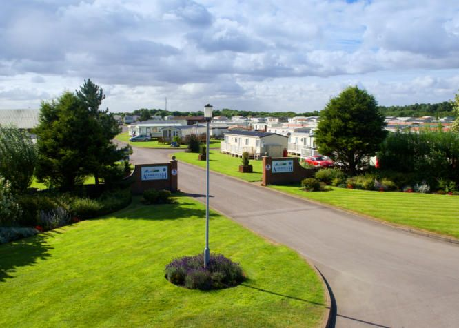 Aldbrough Leisure Park,  Aldbrough, Hornsea, East Yorkshire, England. Camping. Campsite. Fishing. Holiday. Travel. Coast. Countryside.