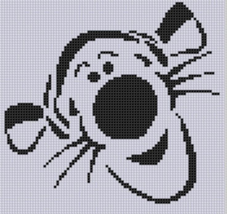 Tigger Cross Stitch ... by bracefacepatterns   Embroidery Pattern - Looking for your next project? You're going to love Tigger Cross Stitch Pattern by designer bracefacepatterns. - via @Craftsy