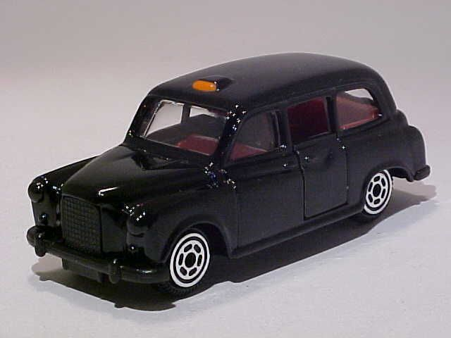 Austin FX4 London Taxi Cab 1978 Realtoy 1/64 Diecast Mint Loose #Realtoy #Austin