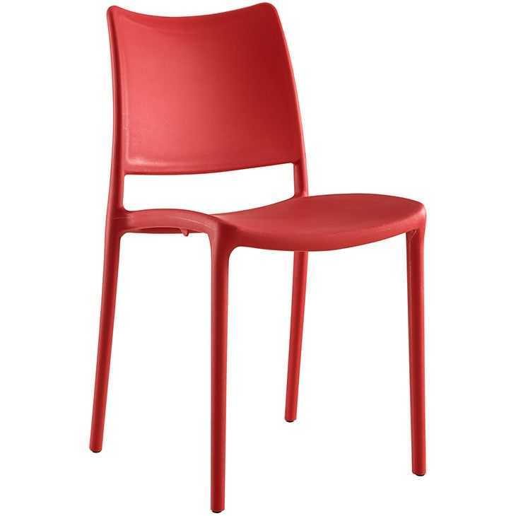 modway furniture modern hipster durable dining side chair eei1703