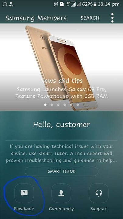 Many of us Dont Like third part app locks cz many of them suck battery as hell   So Add a battery Friendly samsung optimized applock to the List of samsung apps   As nowadays its really important  Give a feedback to them by samsung member #DigitalGuruShop