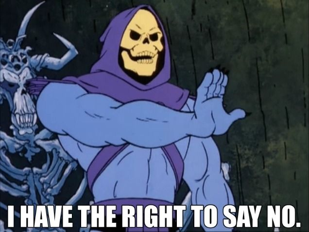 Skeletor Sheds Some Words of Wisdom...Huh, Who Woulda Thought?!